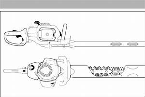 Stihl Hs80 Hedge Trimmer Parts Diagram