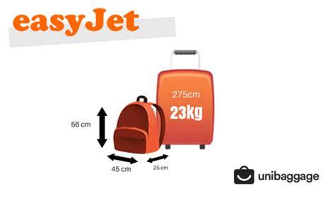 Easyjet Cabin Bag Weight Allowance by Easyjet Baggage Allowance