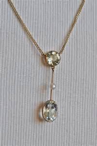 Antiques Atlas - Antique Gold Aquamarine And Pearl Pendant ...