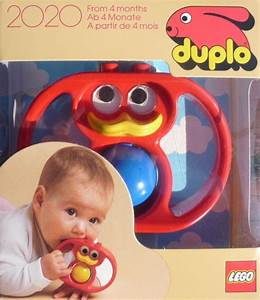 2020 1 Duck Rattle Teether Brickset LEGO Set Guide