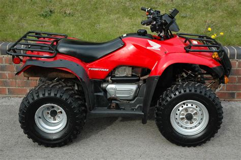 Honda Fourtrax Trx250tm Quad Bike Atv Road Registered