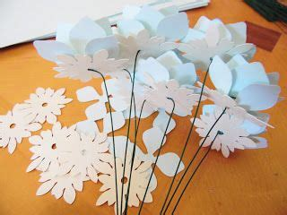 mamas  crafty paper flower hydrangeas flower