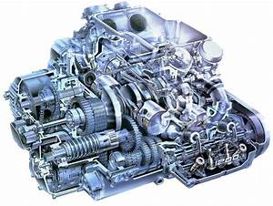 Honda  Goldwing  Gl1200 Engine
