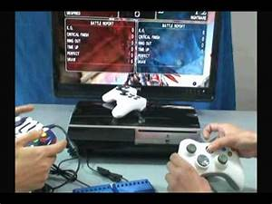 XBOX 360 controller VS PS3 controller on a PS3 - Using two ...
