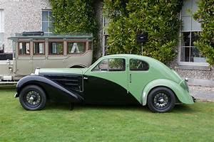 Bugatti Type 57 C Coup Aerodynamique Chassis 57335
