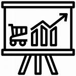 Market Trends Icon Icons Edit
