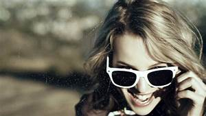 Bridgit Mendler Sunglasses GIF - Find & Share on GIPHY