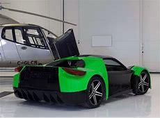 dubuc tomahawk electric sports car with 370 mile range