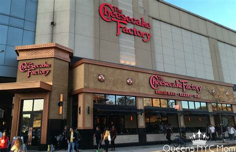 cuisine center review the cheesecake factory restaurant center