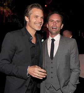 Timothy Olyphant Attends Paley Center Benefit Gala ...