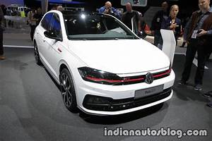 Polo 2018 Gti : all new 2018 vw polo gti showcased at iaa 2017 live ~ Medecine-chirurgie-esthetiques.com Avis de Voitures