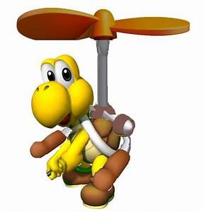 Image - Copter Koopa Troopa.png | Fantendo - Nintendo ...