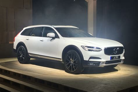 volvo new new volvo v90 cross country revealed pictures auto express
