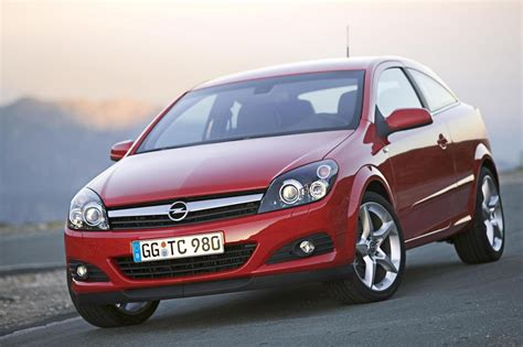 2007 Opel Astra Gtc Picture 140643 Car Review Top Speed