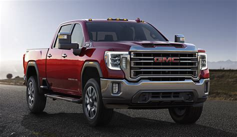 2020 Gmc Hd At4 by 2020 Gmc At4 Hd Will Haul Many Things Into The