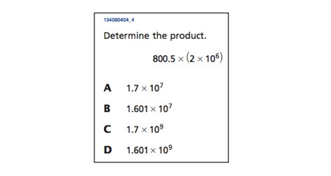 can you answer these five 8th grade math questions