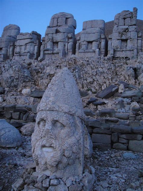 Mount Nemrut, Turkey | The Velvet Rocket