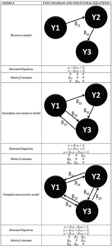 Frontiers | Meta-Analysis of the Structural Equation