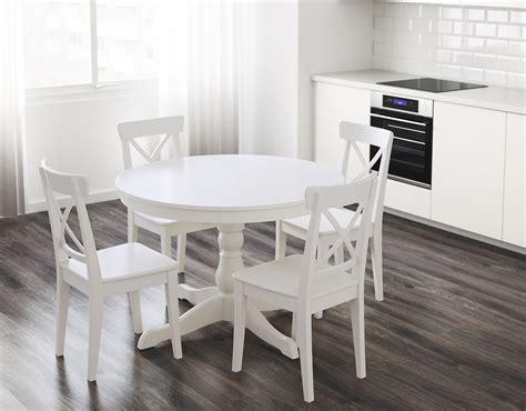 Ikea Round Dining Room Table [peenmedia]