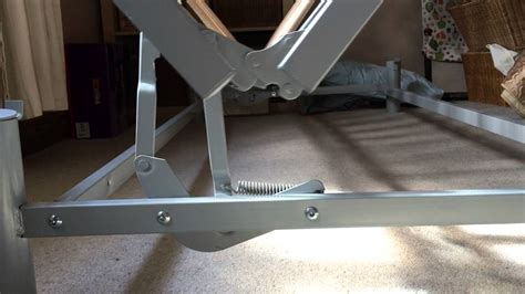 ikea beddinge loevas sofa bed futon mechanism close  youtube