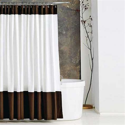 choose  luxury shower curtain