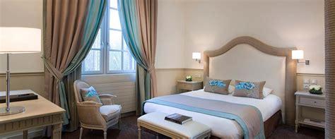 plan chambre hotel chambre standard au château hôtel de luxe à chantilly