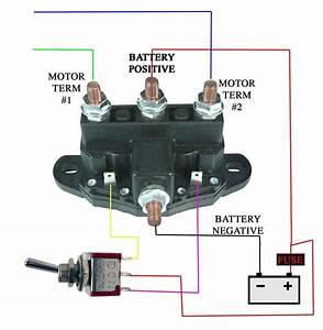 12 Volt Dc Reversing Contactors