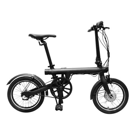 xiaomi qicycle ef smart bicycle foldable bike eu plug