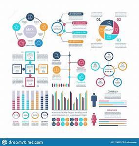 Infographic Elements  Modern Infochart  Marketing Chart