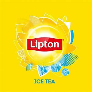 Lipton Logo Lipton ice tea. food/beverages | few of MY ...