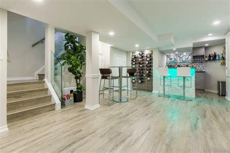 basement renovations cost average  square foot