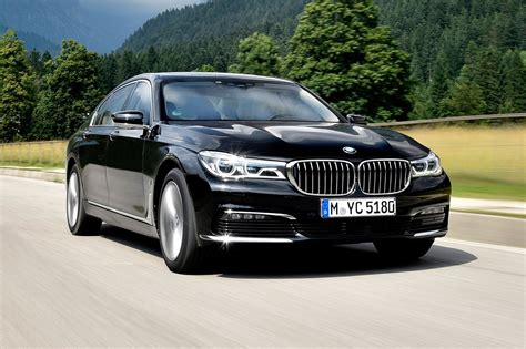 BMW Cars : Bmw 7-series 740le Xdrive Iperformance (2016) Review By