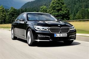 BMW 7 series 740Le xDrive iPerformance (2016) review by