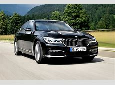 BMW 7series 740Le xDrive iPerformance 2016 review by