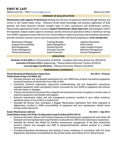 Veteran Resume by Excellent Resume Exle Contracts Administrator Resume Resume Exles Sales Lead Cook Resume
