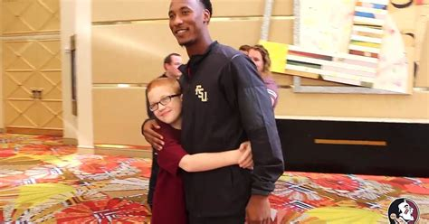 FSU's Travis Rudolph has another great surprise for boy he ...