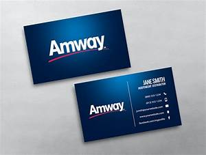 Amway business card 03 for Amway business cards vistaprint