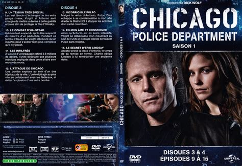Chicago Department Resume Saison 2 by Jaquette Dvd De Chicago Department Saison 1 Disc 2 Cin 233 Ma