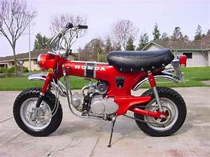 Honda St50 St70 Ct70 Ct70h Complete Service Manual 1970