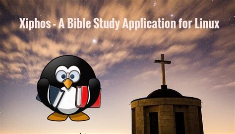 install xiphos  bible study software  linux