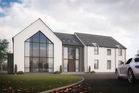 poseyhill house doagh county antrim slemish design studio architects