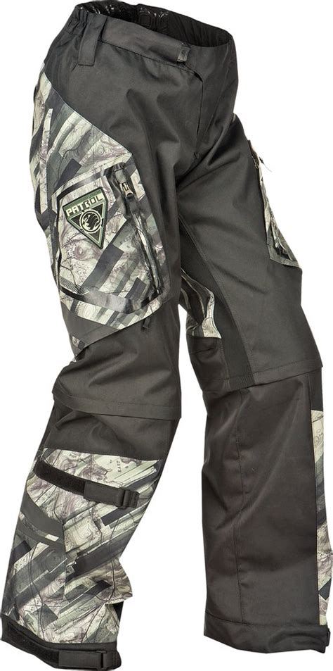 over the boot motocross pants fly racing mens patrol over the boot convertible textile
