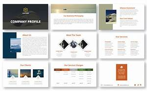dealdey professional company profile template With personal profile design templates