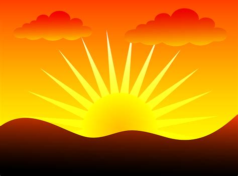Free Free Sunrise Cliparts, Download Free Clip Art, Free