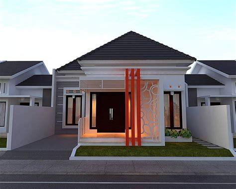 gambar desain rumah type  kamar  gambar puasa