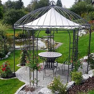 Gartenpavillon Aus Metall : 18 besten eisenpavillons gartenpavillon rosenpavillon ~ Michelbontemps.com Haus und Dekorationen