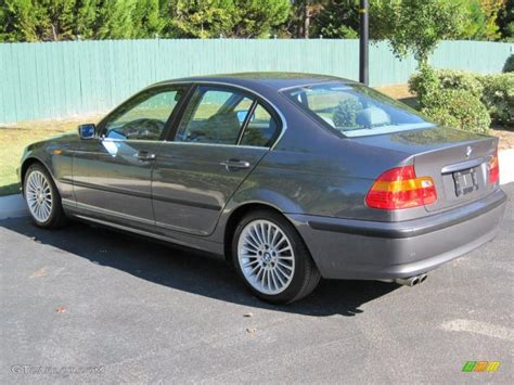 Bmw 330i 2002 by 2002 Steel Grey Metallic Bmw 3 Series 330i Sedan 38917333