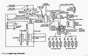 T444e Glow Plug Wiring Diagram