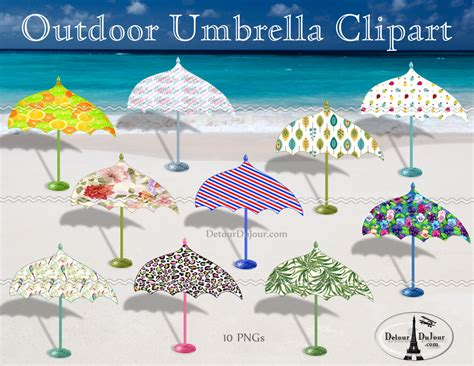 15off20 coupon code outdoor patio umbrella clipart digital
