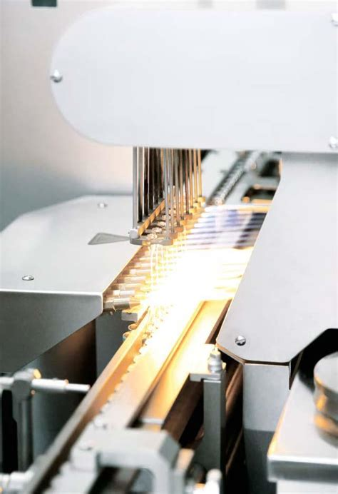 rsf series ampoules filling  sealing marchesini group